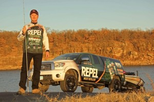 Repel Profesional Angler Gary Klein low-res