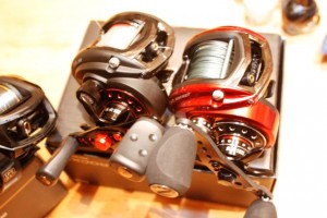 Abu Garcia Revo SX and Revo Rocket