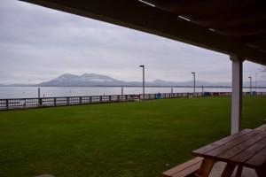 Clear Lake - Mount Konocti View From Skylark Shores (Custom)