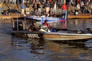 Gary Klein at 2014 Bassmaster Classic - photo by Dan O'Sullivan