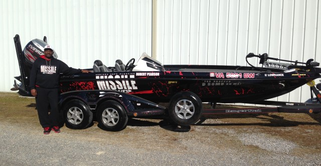 Missile Baits adds Robert Pearson