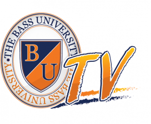 The Bass University TV 2014 Logo