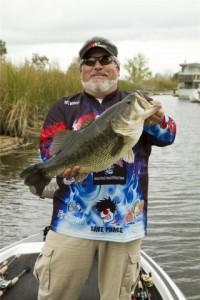 Vince Borges with Delta 11-pounder