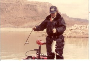 Dee Thomas Early Flip Fish 2