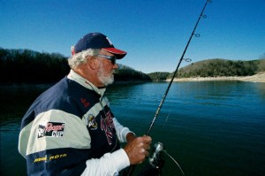 Guido Fishing - photo courtesy FLW
