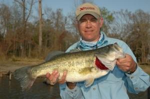 Ray Woodruff Lake Fork Bass Guide