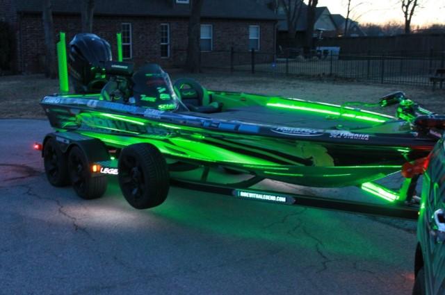 Custom Boat Headlights : Scott ashmore s tips for lighting your ride advanced