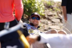 Brandon Palaniuk - photo courtesy Major League Fishing