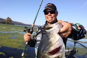 Chris Lane Big Flippin' Bass - photo by Dan O'Sullivan