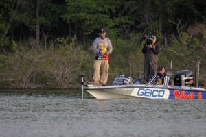 Marty Robinson - photo courtesy Major League Fishing