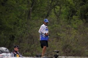 Paul Elias - photo courtesy Major League Fishing