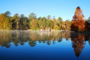 Fishing on Ray Scott's Lakes courtesy of Ray Scott Outdoors