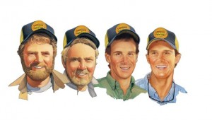 Lindner's Heads - courtesy Lindner's Angling Edge