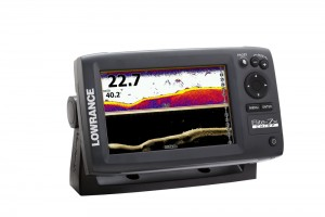 Lowrance ELITE-7x CHIRP (Right Facing)