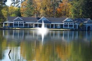 Ray Scott's Trophy Bass Retreat Lodge - photo courtesy Ray Scott Outdoors