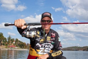 Kevin VanDam Master of Puppets Finesse Rig - photo by Dan O'Sullivan