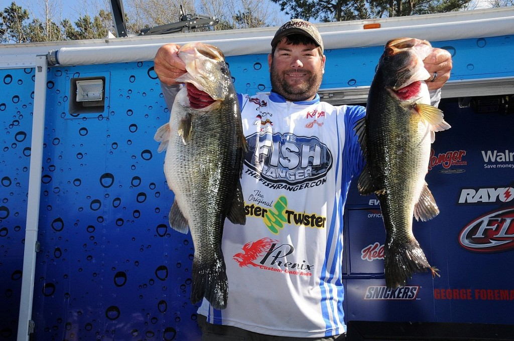 Clent Davis Joins Nichols - Photo by Rob Newell - FLW Outdoors