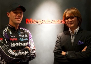 Aaron Martens and Megabass Founder Yuki Ito