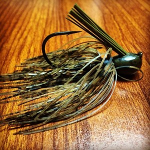 Missile Jigs' Ike's Mini Finesse Jig - photo courtesy Missile Jigs