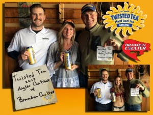 Twisted Tea - Brandon Coulter