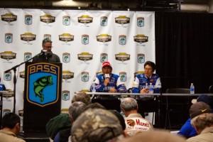 Dean Rojas Final Top Five Press Conference - photo by Jason Duran