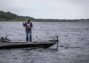 Wesley Strader Swing Aboard- photo courtesy FLW