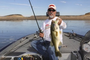 Ken Cook Spinnerbait Bass