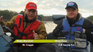 Mr Crappie with Mark Rose