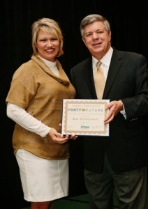Being Honored as on of the Top Tourism Professionals in the Nation