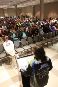 Speaking to the Anglers of Alabama Bass Trail