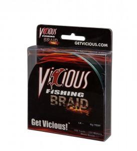 Vicious Fishing New Braid - 2015