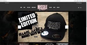 New Missile Baits Website