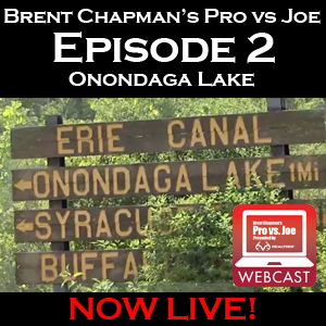 Brent Chapman Joe vs Pro Episode 2