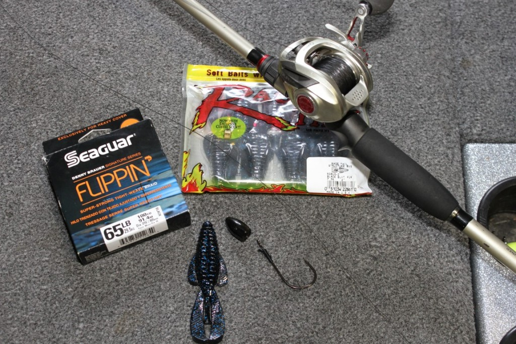 2 Seaguar Hookpoints Shaw Grigsby's Punching Rig