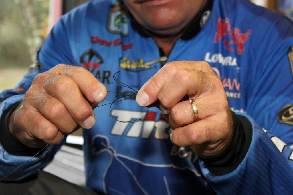 8 Seaguar Hookpoints Shaw Grigsby's Punching Rig