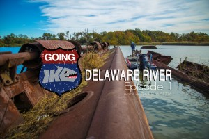 Going Ike Delaware River Image