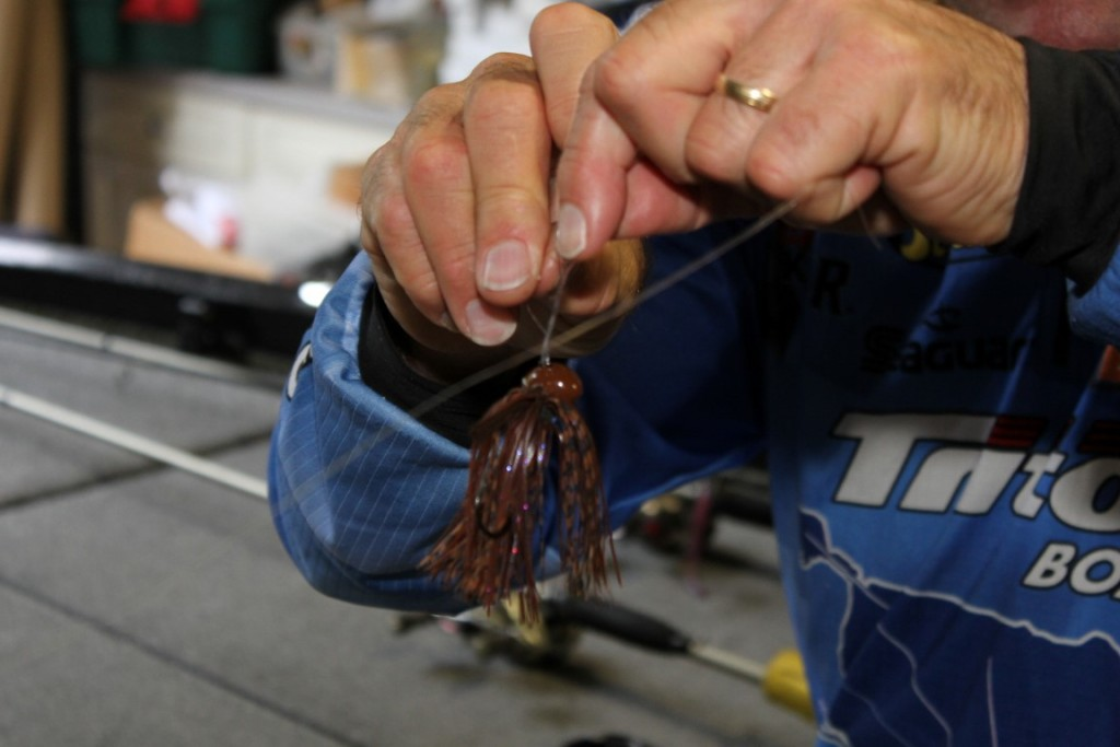 4 Seaguar Hookpoints - Shaw Grigsby Rigging Jigs