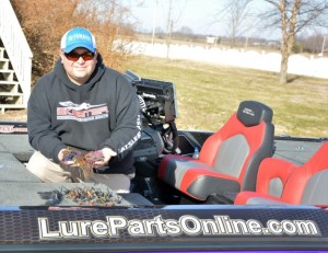 Bill Lowen Joins Lure Parts Online Pro Staff