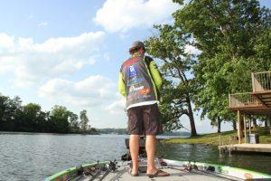 Luke Dunkin Fishing
