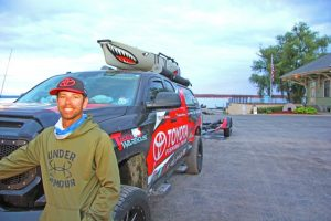 Mike Iaconelli Seven Questions at Cayuga
