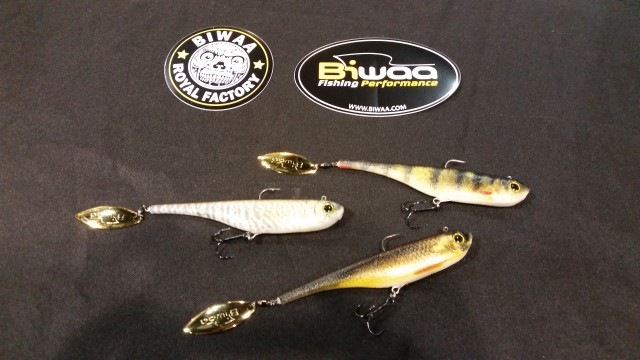 Biwaa Lures Clone Tech Colors