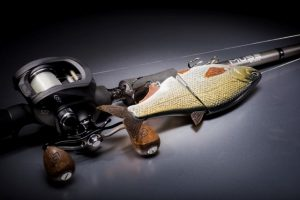 13 Fishing Muse Swimbait Combo