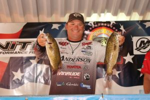 2015 WON Bass U.S. Open Champion Roy Hawk Headlines 2016 U.S. Open Field - photo by Dan O'Sullivan