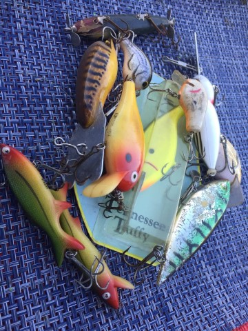 Pro Tip - Finding Desirable Classic Lures with Mark Menendez